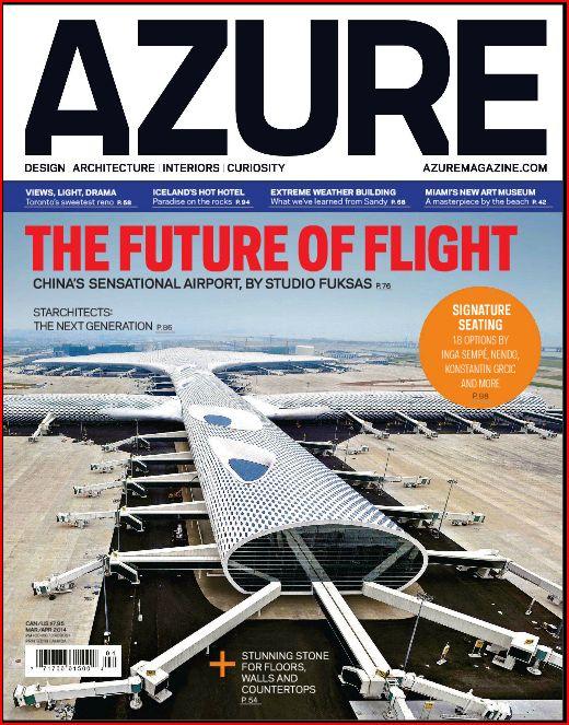 azure cover marzo aprile 2014