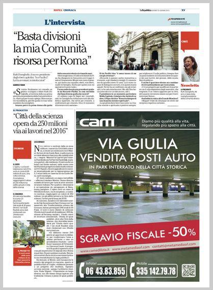 Repubblica 25 giugno